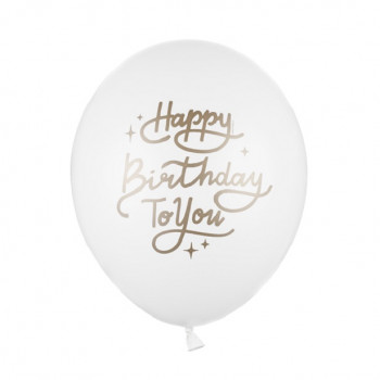 ballons happy birthday to you pas cher en suisse
