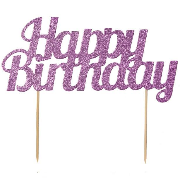 cake topper rose anniversaire en suisse