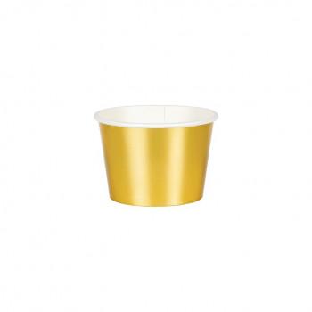 bols en doré pour fete