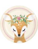 assiettes a dessert bambi en suisse