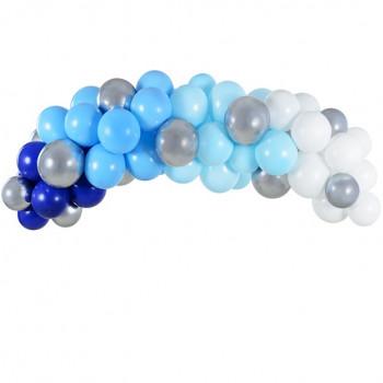 arche de ballons bleu pas cher en suisse