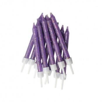 bougies a paillettes violet pas cher en suisse