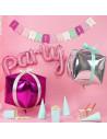 ballon party rose en suisse