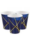 gobelets bleu marine et or pas cher en suisse