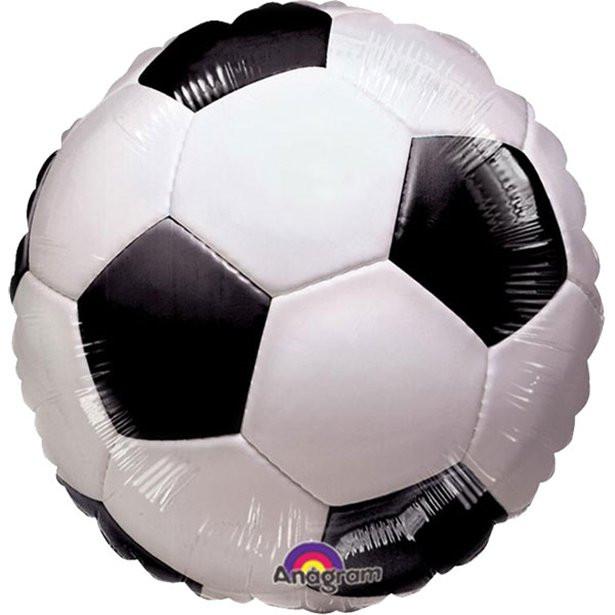 Ballon décoration de foot