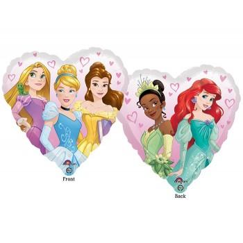 Ballon princesse anniversaire fille déco princesse