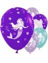Ballons Anniversaire sirène