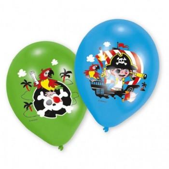 Ballons anniversaire pirate