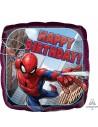 Ballon spiderman anniversaire
