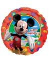 Ballon anniversaire mickey mouse