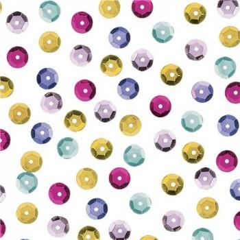 Confettis licorne