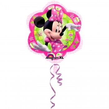 Ballon xl minnie mouse anniversaire