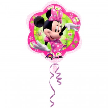 Ballon xl minnie mouse anniversaire