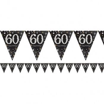Guirlande 60 eme anniversaire pas cher