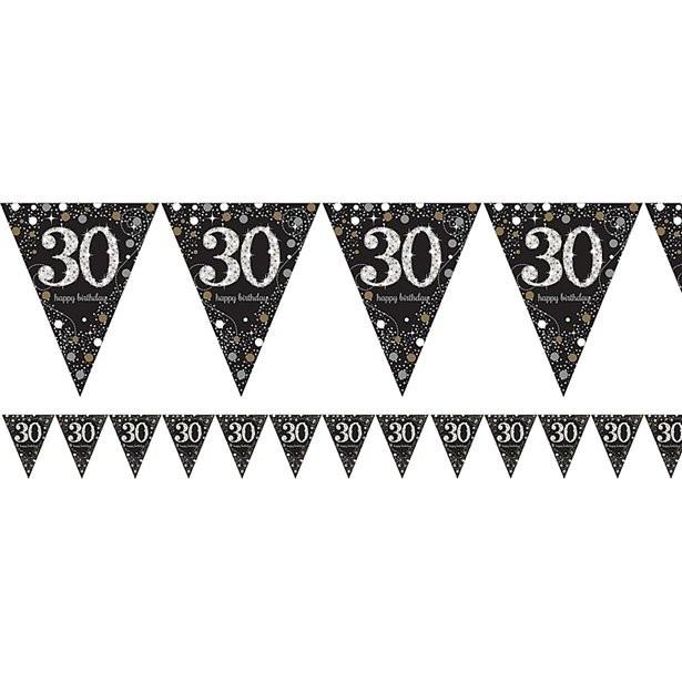 guirlande 30 ans anniversaire