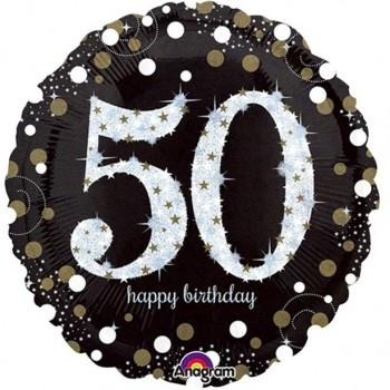 Ballon anniversaire 50 ans