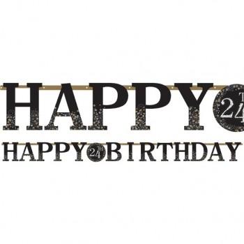 Guirlande joyeux anniversaire personnel