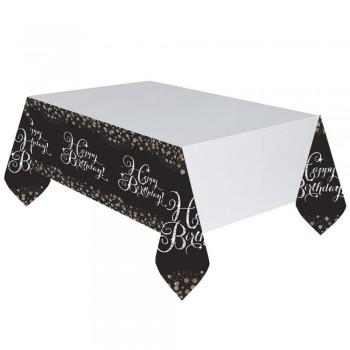 Nappe de table joyeux anniversaire