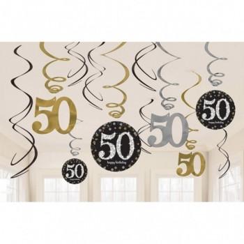 Spirales anniversaire 50 ans