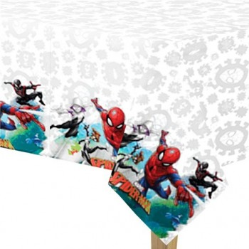 Nappe de table anniversaire spiderman