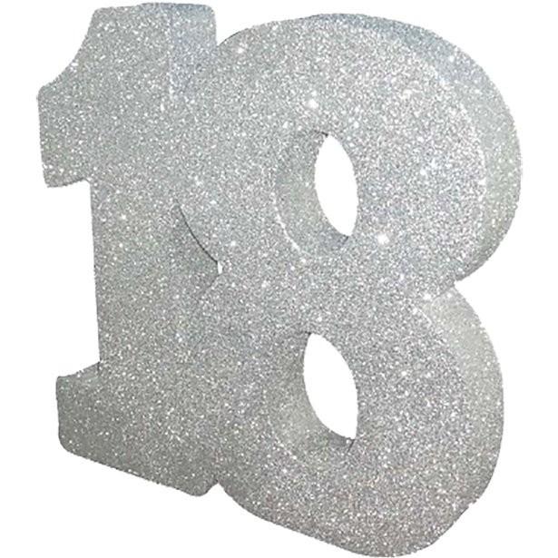 Centre de table anniversaire 18 ans