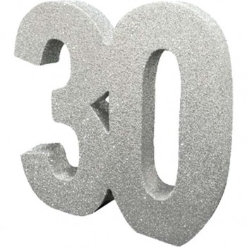 Centre de table anniversaire 30 ans