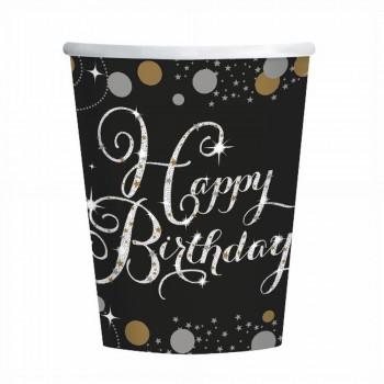 Tasses en papier anniversaire en Suisse