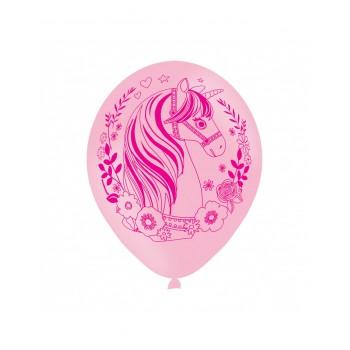 Ballons licorne unicorne  fête d'anniversaire en Suisse