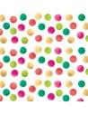 Confettis tropical fête d'été