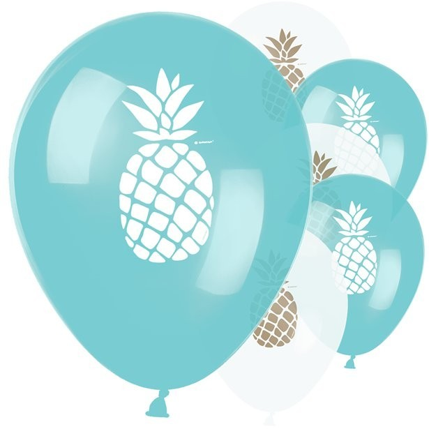 Ballons tendance fête tropicale fête summer
