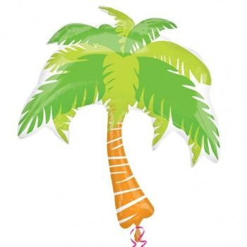 Grand ballon en forme de palmier