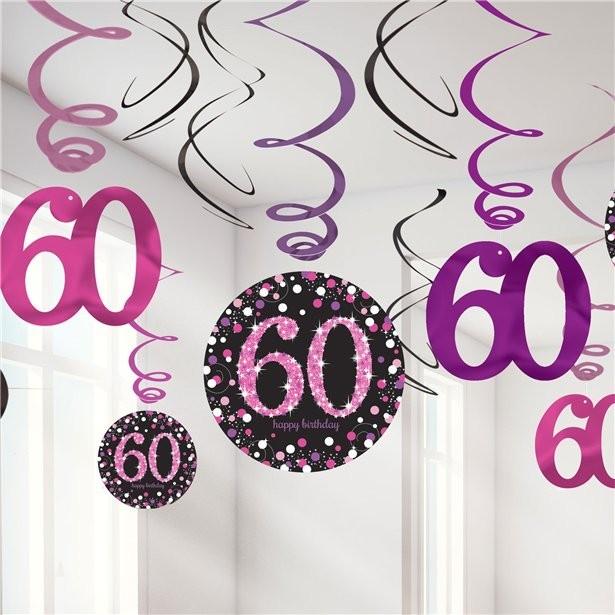 Image Pour Anniversaire 60 Ans.Decorations Roses 60 Ans Joyeux Anniversaire