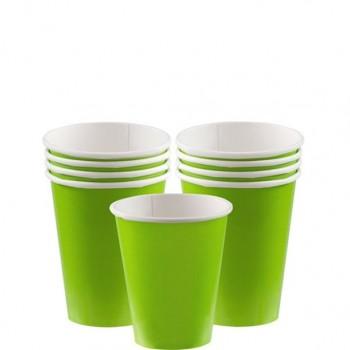gobelets vert lime
