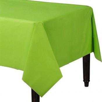 nappe de table vert lime