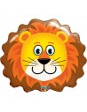 Grand Ballon motif lion