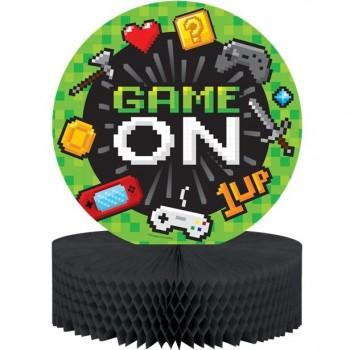 déco de table centre de table anniversaire gaming jeux vidéo