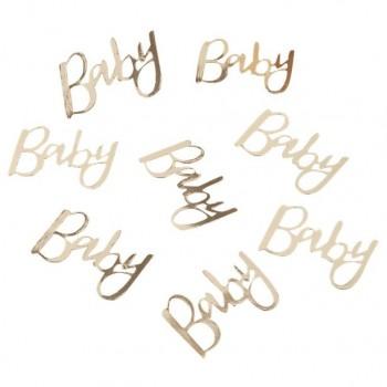 Décorations de table baby shower et douche de bébé