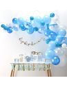 kit d'arche de ballons bleu en suisse