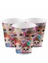 Gobelets LOL SURPRISE anniversaire lol poupee