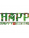 Bannière anniversaire Minecraft