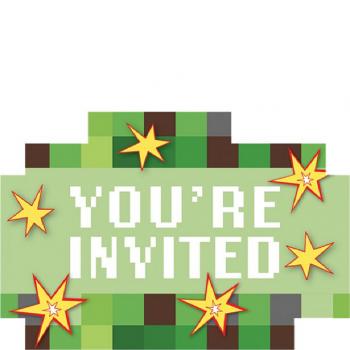 invitations minecraft en suisse