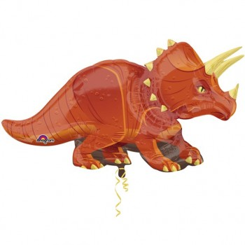 Ballon géant dinosaure anniversaire