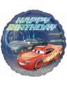 Ballon aluminium cars mcqueen anniversaire