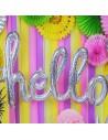 BALLON BABY SHOWER HELLO