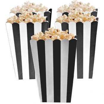 boite a popcorn noir en suisse