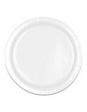 assiettes blanches en papier pas cher en suisse