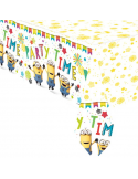 NAPPE DE TABLE MINIONS EN SUISSE