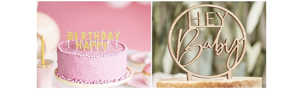 Bellefete *Bougies et Cake Toppers* Genève -Lausanne -Fribourg-Suisse