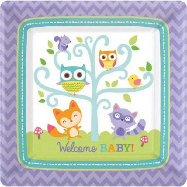 "Baby Shower ""Bienvenue"""