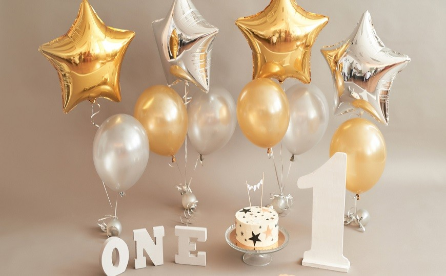 Comment fêter son 1er anniversaire ?
